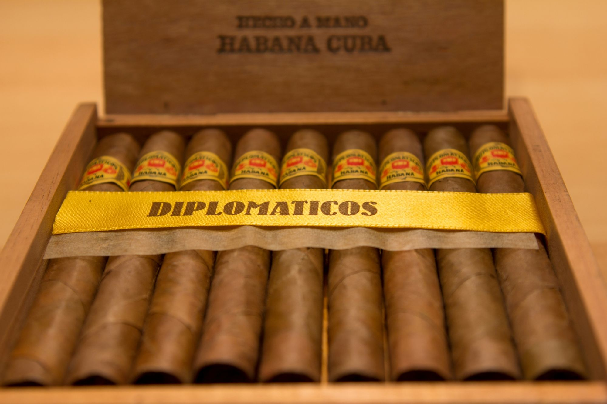 Diplomaticos No. 7 from the 70s