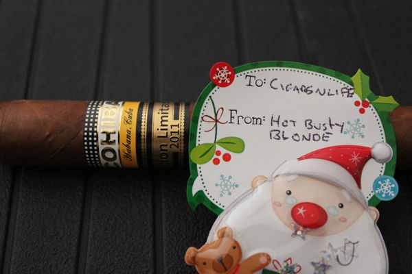 Cigarians Kris Kringle