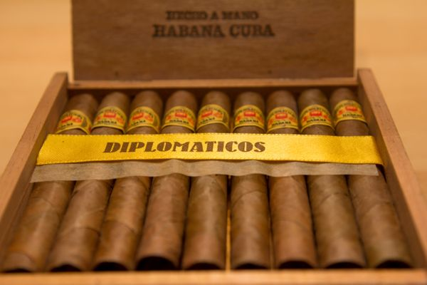 Diplomaticos No. 7 from 1988