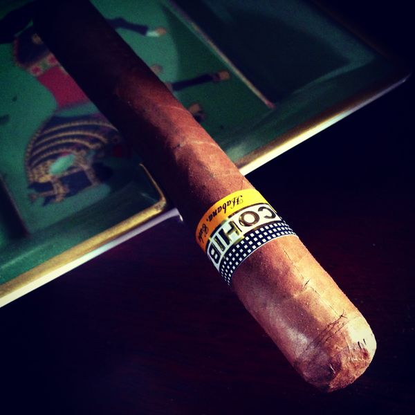 Cohiba Siglo VI, my first review!